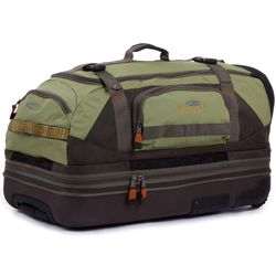 Fly Fishing Rodeo 31in Rolling Duffel Luggage Storage Bag Pack Aspen