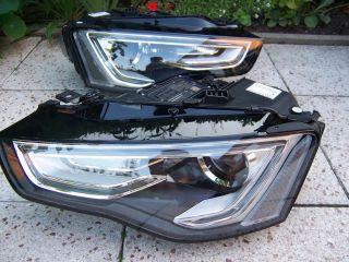 Audi A5 S5 RS5 2013 facelift OEM bixenon xenon LED headlights EURO AFS