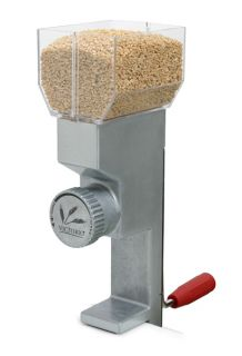 Manual Grain Mill VKP1024 ★ Wheat Flour Grinder Hand Crank