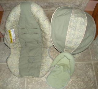 Graco SnugRide Infant Car Seat Replacement Cover Devon