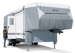 Classic Accessories PolyPro III Deluxe 5th Wheel Cover   75763