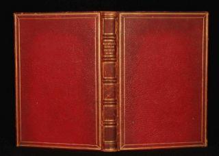1845 Lays of Ancient Rome by Thomas Babington Macaulay