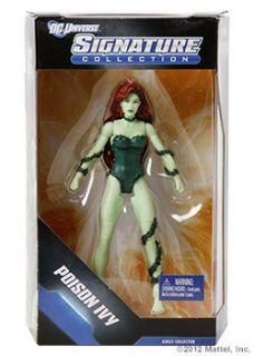 Ivy DC Universe Club Infinite Earths 2012 Action Figure Batman Villain