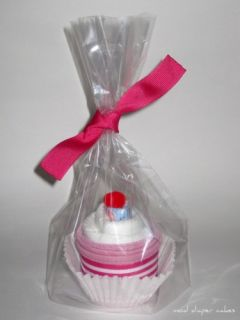 Cupcake, Baby Shower Gifts, Party Favors, Baby Washcloths, Diaper Cake
