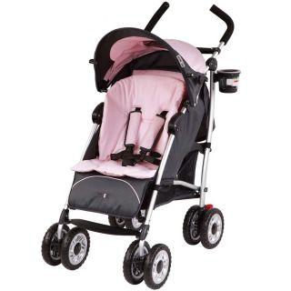 New MIA Moda Veloce Single Pink Child Baby Stroller