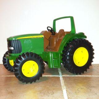 John Deere Tractor Ertl 1 16 Scale 4x4 Tractor Toy Tractor Truck EUC