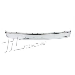 Astro rwd Front Steel Bumper Chrome Face Bar GMC Safari Truck