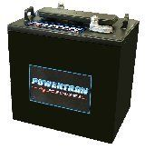 Powertron P 8000G 8 Volt Golf Cart Batteries Set of 6