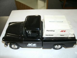 1955 Chevrolet Cameo Pick Up Truck Bank Ertl 1994 Issue for Ace