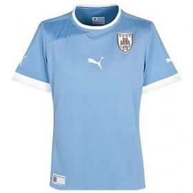 Mens Puma Uruguay Home 2012 13 Football Shirt 741072 22