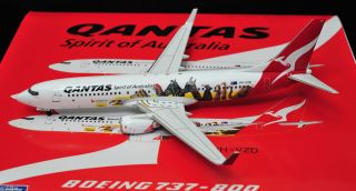 New Qantas Boeing 737 800 VH VZD Geelong Bbox Inflight 200