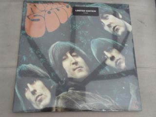 Rubber Soul Edition 12 Vinyl Record Album New and Still SEALED