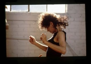 Jennifer Beals Flashdance RARE Orig 2x2 Slide A1