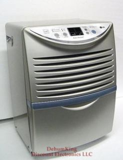 219 LG 45 PT Low Temp Energy Star Basement Dehumidifier Save $$$