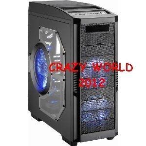 Azza Solano 1000 Full Tower Case Black