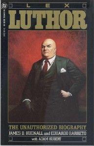 Luther Unauthorized Biography FN/VF ~ James Hudnall ~ Eduardo Barreto