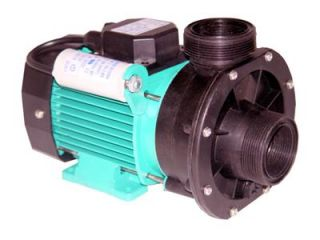 HP 0 75HP Swimming Pool Pond Electric Water Pump 1 5 Inch