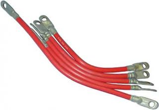 You are purchasing a brand new set of golf cart battery cables.