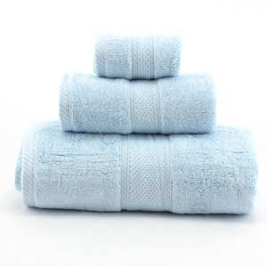 Luxury Weight Bamboo Towel Set Your Choice of Color