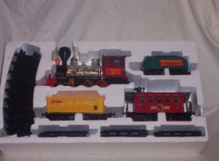 Orvis The Classic Rail Battery Operated G Scale Train Set