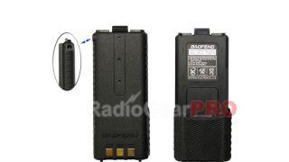 BaoFeng 3800 mah Large capacity battery for UV 5R dual band radio