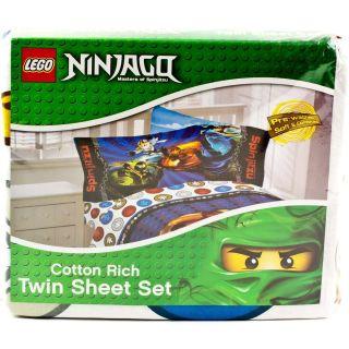 Ninjago Queen Bedding