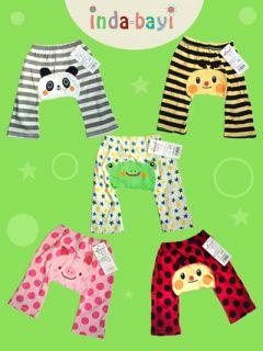 Baby Toddler Lightweight Unisex Trousers Leggings Pyjama Pants