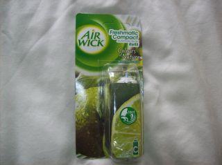 Airwick Freshmatic Compact Refill Green Citrus Basil