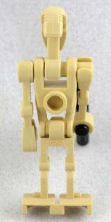 Star Wars Lego Battle Droid Mini Figure w Medium Blaster