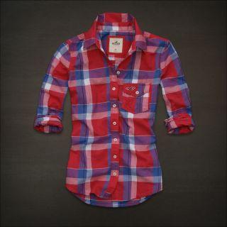 hollister women s bay shore button shirt