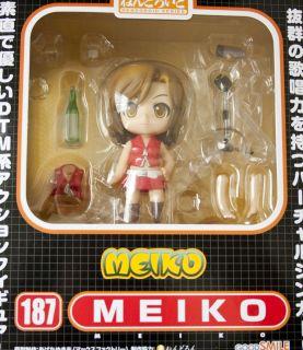 Good Smile Company Nendoroid 187 Vocaloid Meiko PVC Authentic Figure