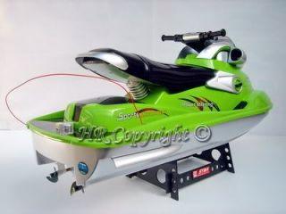 Radio Control Electric Powered Jet Ski Racing Boat RC G