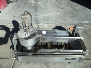 Belshaw Donut Robot DR42B Automatic Fryer