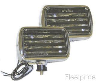 Grote Perlux 600 Series Stainless Steel Fog Lamp Light Kit 06001 4