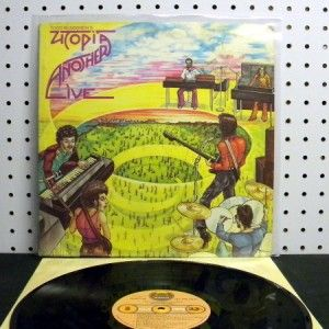 Todd Rundgrens Utopia   Another Live (1975) Vinyl LP ~ NM  BR 6961