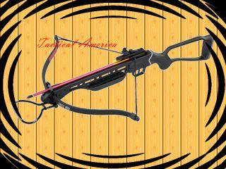 Hunting Archery Rifle Crossbow 150 lbs. 250 FPS Target Bear Deer Wild