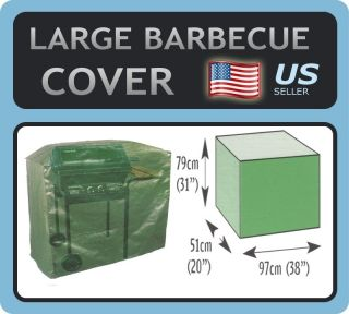 BBQ Cover   Garden Patio Furniture   Wood Plastic Metal