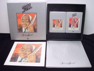 Giants Of Jazz SIDNEY BECHET NEW & SEALED (8 Track, Box Set, Time