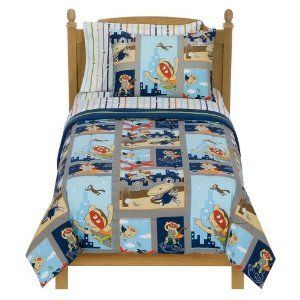 Circo Boys Complete Bedding Set Twin Bed NEW Super Hero*NEW*