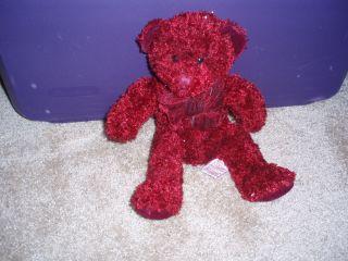 Russ Teddy Bear 4916 Rosetta 10 Inch