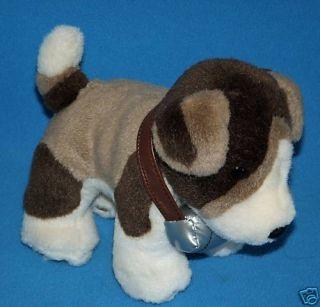 Gymboree 8 Saint St Bernard Puppy Dog Plush Toy W2