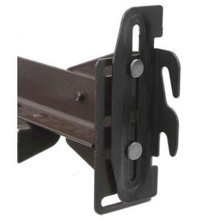 BED HOOK ADAPTER KIT Use your existing bolt on metal bed frame