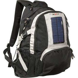 Bellino G Tech Solar Laptop Backpack Black