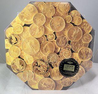 new SPRINGBOK PZL8800 last octagon puzzle AMERICAN GOLD 500 pieces