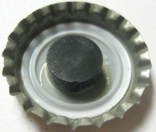 LAGUNITAS BREWING COMPANY gold Beer CROWN & MAGNET, Bottle Cap w/ DOG