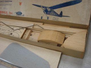 Berkeley Brigadier C L Model Airplane Kit