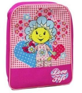 Characters Cartoon Kids School Backpack Shoulder Bags
