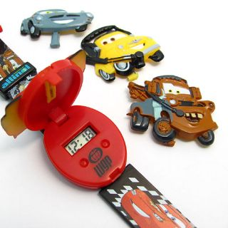 Disney Cars 2 Kids Childs Boys Digital Watch with Interchangeable