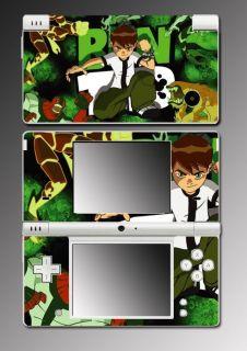 Ben 10 Watch Omnitrix Alien Game Skin 3 Nintendo DSi