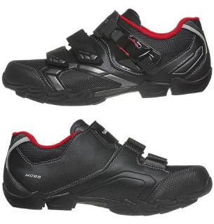 Cycling Shoes SH M088 MTB SPD Size 45 10 5 Black Mountain Bike Bicycle